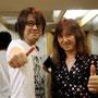 2012.09.16-17 西山毅さんとセミナーでご一緒させて頂きました。
