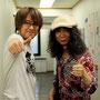 2012.07.16 山本恭司さんとセッションさせて頂きました。