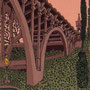Shakespeare Bridge L.A. 12x9