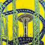 The Needle Seattle 24x20