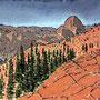 Olmstead Pass Yosemite 20x24