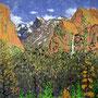 Inspiration Point Yosemite 54x66