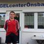Kasper Pancerz (KSV Freiburg) war Tagesbester  beim ersten Jugendspieltag in Önsbach mit 573 Kegeln.