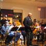 Oliver Lake Big Band at Jazz Gallery (November 16, 2013) Photo Credit: Mayumi Kasai
