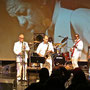Jamaaladeen Tacuma Band, Celebrating Ornette Coleman at The Painted Bride Art Center, Philadelphia PA (March 21, 2014) Photo Credit: Mayumi Kasai