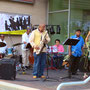 Jeff King Band at Medgar Evers College (August 8, 2014)