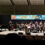 Oliver Lake Big Band at Charlie Parker Festival (August 21, 2015) Photo Credit: Mayumi Kasai