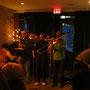 Jeff King Band at For My Sweet (April 14, 2014) Photo Credit: Mayumi Kasai