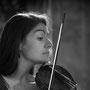Violinist Fani Vovoni