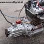 Lancia Aprilia Getriebe