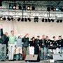 with Gagey Mrozek (ex. Herbert Groenemeyer), Klaus Doldingers Jazz Rally Düsseldorf