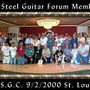 International Steelguitar Convention St. Louis 2000