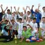 Siegermannschaft: SV Blau-Weiß Wanzleben