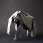 象/象の親子