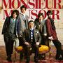 ムッシュ・モウソワール『レッド・ジャケット』DVD発売中