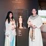 Kalizad und Senenmut, Auftritt in den Reiss-Engelhorn Museen, Foto: Carolin Breckle, Auftritt in den Reiss-Engelhorn Museen