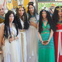 Modenschau zu den Tagen der Ägyptologie 2016 in Brenkhausen