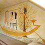 Daniela Rutica: ägyptische Wandmalerei in Berlin, Foto: R. Putzke