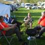 Am Vorabend des Wesermarathons