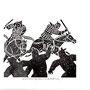 ●作品名:劉邦 南方の声 十四 /●作品番号:RHN-084