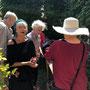 Vernissage Britta Bastian in Brodowin, 14. Juli 2018 - Foto 30