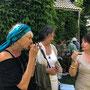 Vernissage Britta Bastian in Brodowin, 14. Juli 2018 - Foto 37