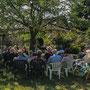 Vernissage Britta Bastian in Brodowin, 14. Juli 2018 - Foto 18
