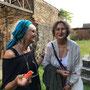 Vernissage Britta Bastian in Brodowin, 14. Juli 2018 - Foto 42