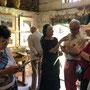 Vernissage Britta Bastian in Brodowin, 14. Juli 2018 - Foto 23