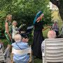 Vernissage Britta Bastian in Brodowin, 14. Juli 2018 - Foto 16
