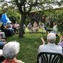 Vernissage Britta Bastian in Brodowin, 14. Juli 2018 - Foto 7