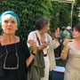 Vernissage Britta Bastian in Brodowin, 14. Juli 2018 - Foto 38