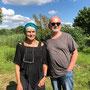 Vernissage Britta Bastian in Brodowin, 14. Juli 2018 - Foto 44