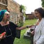 Vernissage Britta Bastian in Brodowin, 14. Juli 2018 - Foto 41