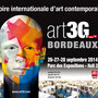 ART3G 2014 BORDEAUX - du 23 au 26 septembre - Bordeaux Lac - Stand MAXANART