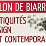 SALON DES ANTIQUITES, DU DESIGN ET DE L'ART CONTEMPORAIN 2015 - HALLE IRATY - BIARRITZ - du 02 au 06 avril - Stand MAXANART