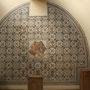le musée : la mosaïque des captifs