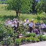 Konzert im Pflegeheim Goldach