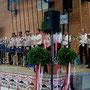 Mistrinanka am 1. Blasmusiksonntag in Horn