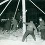 1974 Erster Maibaum