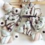 MELLOW Twitter:@mogumogufake 「可愛くって美味しそう。」をコンセプトに、樹脂粘土でフェクスイーツを制作しております。
