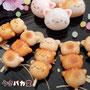 うさパカ堂   https://twitter.com/TojoAria   樹脂粘土で動物をモチーフとしたフェイクスイーツを制作しています。ほっこりと癒される作品をお届けしたいです。