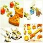 とど屋敷◇mi-na-zo https://twitter.com/minazo_todo 腹ぺこ乙女のためのアクセサリーを制作しています!食べ物モチーフの◇腹ぺこラインと、普段使いのアクセサリー◇おでかけラインで展開中!