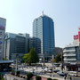 堺東の街並みです。