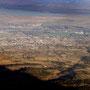 Esto es Coatlinchan, vista panorámica desde la montaña.