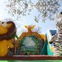 Hüpfburgverstärkung: Profimodell Madagaskar ist auch für öffentliche Veranstaltungen zugelassen! Alle Infos gibt es hier: Partyservice/Hüpfbürgen.