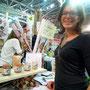 """Am Stand des Slow Food Conviviums Wachau präsentierten wir das Projekt """"Weingarten plus"""""""