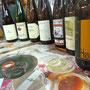 """Ein Anziehungspunkt auf unserem Stand: Die Weine der """"Traditionsweingüter Österreich"""""""