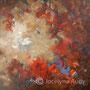 VENDUE-Vent d'automne - Acrylique-30x30 pouces-VENDUE