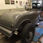 Restauration Hot Rod 1932, Oldtimer Garage D. Bauhofer, Teufenthal
